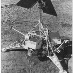 Surveyor Lander. Image credit: NASA