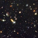 Hubble Deep Field.