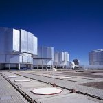 ESO Very Large Array. Image credit: ESO