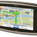 Handheld GPS Navigation Device