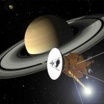 Cassini Mission. Image credit: NASA/JPL/SSI