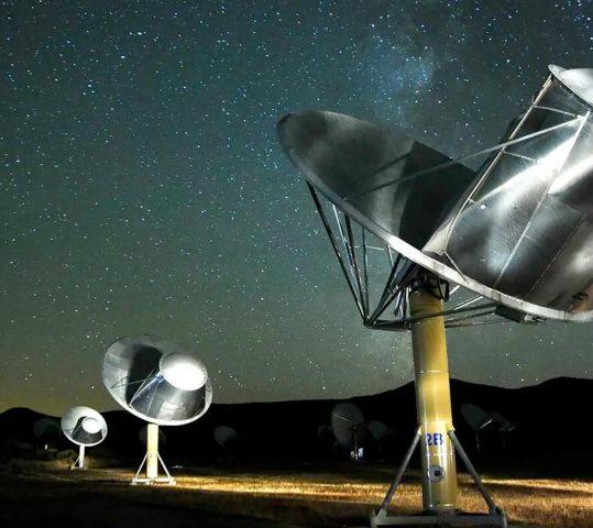 Ep. 612: Update: SETI, METI (and WETI)